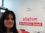 17 AHA MEDIA at PHS STATUS Campaign Dialogue in Vancouver Downtown Eastside (DTES)