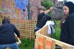 17 AHA MEDIA sees new Bee Hive for Hastings Folk Garden in Vancouver Downtown Eastside (DTES)