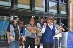 31  AHA MEDIA at Skwachàys Residence & Healing Lodge opening in Vancouver