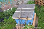 33 AHA MEDIA sees new Bee Hive for Hastings Folk Garden in Vancouver Downtown Eastside (DTES)
