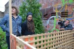 34 AHA MEDIA sees new Bee Hive for Hastings Folk Garden in Vancouver Downtown Eastside (DTES)