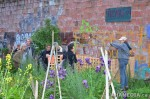 37 AHA MEDIA sees new Bee Hive for Hastings Folk Garden in Vancouver Downtown Eastside (DTES)