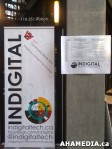 1 AHA MEDIA at InDigital Tech Conference at W2 Media Cafe in Vancouver