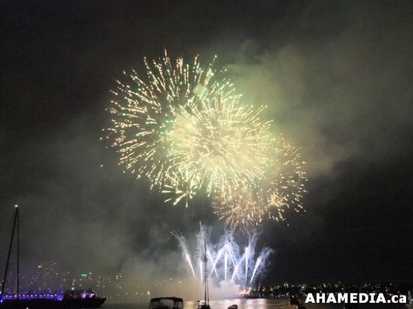 139 AHA MEDIA sees Celebration of Lights Brazil in Vancouver