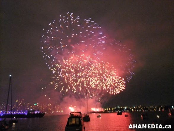 98 AHA MEDIA sees Celebration of Lights Brazil in Vancouver