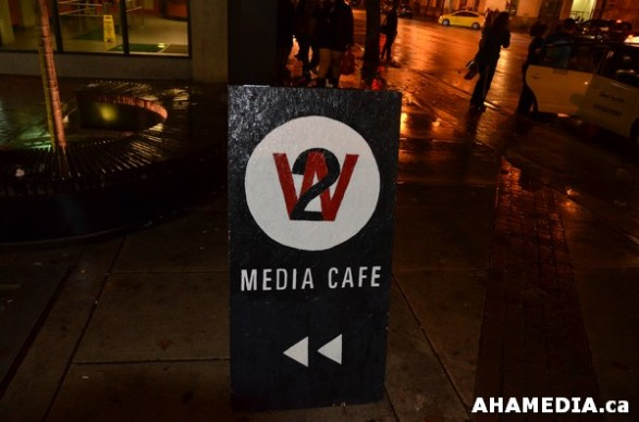 1 AHA MEDIA at Frite Nite at W2 Media Cafe for Heart of the City Festival 2012 in Vancouver