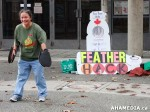 12 AHA MEDIA at  Feather Hack at Heart of the City Festival 2012 inVancouver