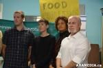 18 AHA MEDIA at Welfare Food Challenge End inVancouver