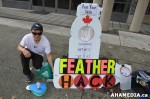 3 AHA MEDIA at  Feather Hack at Heart of the City Festival 2012 in Vancouver