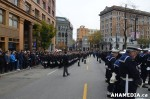 15 AHA MEDIA at Remembrance Day 2012 ceremony in Victory Square inVancouver