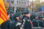 20 AHA MEDIA at Remembrance Day 2012 ceremony in Victory Square inVancouver