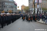 37 AHA MEDIA at Remembrance Day 2012 ceremony in Victory Square inVancouver