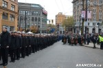 38 AHA MEDIA at Remembrance Day 2012 ceremony in Victory Square in Vancouver