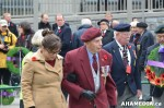 46 AHA MEDIA at Remembrance Day 2012 ceremony in Victory Square inVancouver