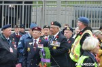 48 AHA MEDIA at Remembrance Day 2012 ceremony in Victory Square inVancouver