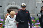50 AHA MEDIA at Remembrance Day 2012 ceremony in Victory Square in Vancouver