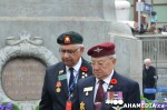 52 AHA MEDIA at Remembrance Day 2012 ceremony in Victory Square in Vancouver