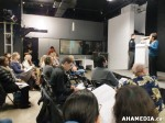 54 AHA MEDIA at Our Place Conference at W2 Media Cafe inVancouver