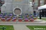 54 AHA MEDIA at Remembrance Day 2012 ceremony in Victory Square in Vancouver
