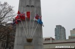 55 AHA MEDIA at Remembrance Day 2012 ceremony in Victory Square in Vancouver