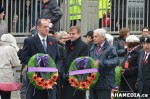 57 AHA MEDIA at Remembrance Day 2012 ceremony in Victory Square in Vancouver