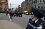 60 AHA MEDIA at Remembrance Day 2012 ceremony in Victory Square in Vancouver