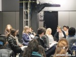 91 AHA MEDIA at Our Place Conference at W2 Media Cafe inVancouver