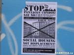 1 AHA MEDIA at Rally for No Condos at Pantages Theatre inVancouver