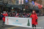 101 AHA MEDIA at Santa Claus Parade 2012 in Vancouver