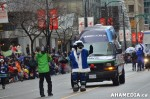 106 AHA MEDIA at Santa Claus Parade 2012 in Vancouver