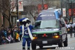 107 AHA MEDIA at Santa Claus Parade 2012 in Vancouver