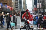 119 AHA MEDIA at Santa Claus Parade 2012 in Vancouver