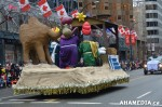 125 AHA MEDIA at Santa Claus Parade 2012 in Vancouver
