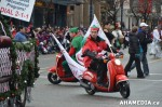 136 AHA MEDIA at Santa Claus Parade 2012 in Vancouver