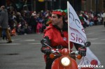 137 AHA MEDIA at Santa Claus Parade 2012 in Vancouver