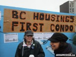 15 AHA MEDIA at Rally for No Condos at Pantages Theatre in Vancouver