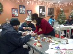 16 AHA MEDIA at Yoko Tomita's Christmas Origami workshop in Vancouver
