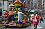 160 AHA MEDIA at Santa Claus Parade 2012 in Vancouver