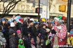 176 AHA MEDIA at Santa Claus Parade 2012 in Vancouver
