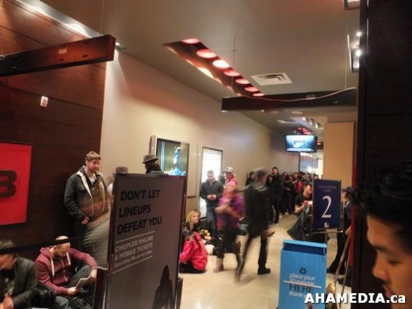 18 AHA MEDIA at The Hobbit premier in Vancouver
