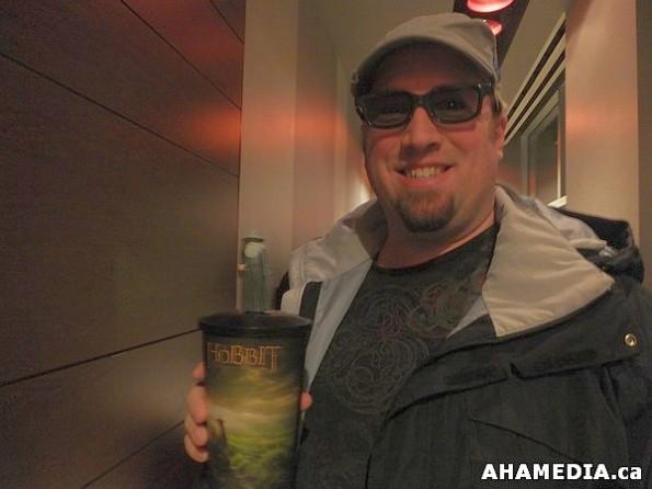 19 AHA MEDIA at The Hobbit premier in Vancouver