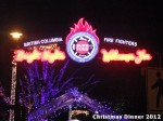 2 AHA MEDIA at Bright Nights – Stanley Park Christmas Train 2012 inVancouver