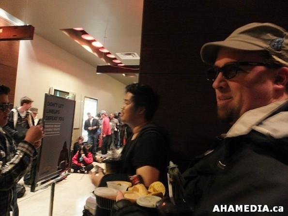 20 AHA MEDIA at The Hobbit premier in Vancouver
