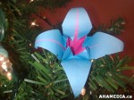 21 AHA MEDIA at Yoko Tomita's Christmas Origami workshop in Vancouver