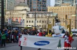 218 AHA MEDIA at Santa Claus Parade 2012 in Vancouver