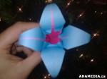 23 AHA MEDIA at Yoko Tomita's Christmas Origami workshop inVancouver