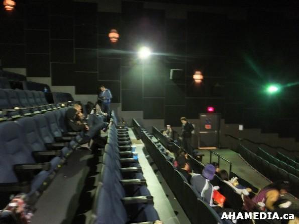 30 AHA MEDIA at The Hobbit premier in Vancouver