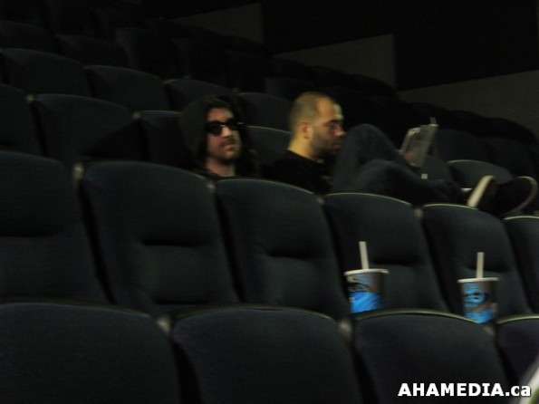 31 AHA MEDIA at The Hobbit premier in Vancouver