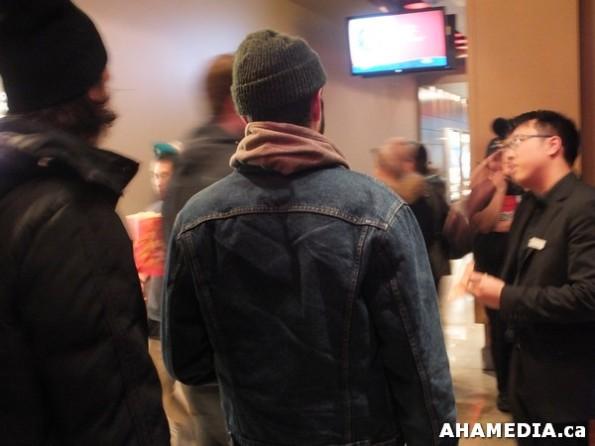 32 AHA MEDIA at The Hobbit premier in Vancouver