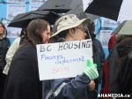 33 AHA MEDIA at Rally for No Condos at Pantages Theatre in Vancouver